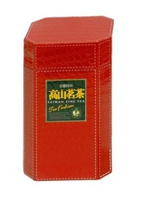 Red Leaf Formosa High Mountain Oolong Tea