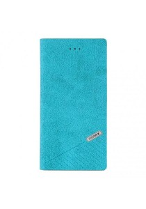 REMAX Jazz Series iphone 6 Plus Leather Case (Blue)