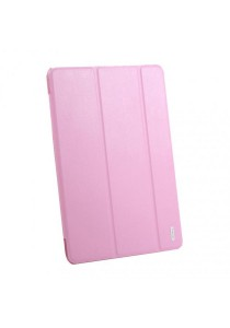 REMAX Jane Series Leather Case For iPad Air 2 (Pink)