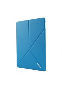 REMAX TransFormer Series DeFormation Leather Case For iPad Air 2 (Blue)