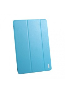 REMAX Jane Series Leather Case For iPad Mini 2/3 (Blue)