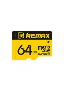 REMAX SpeedFlash Class 10 Micro SDHC 80MB/s 64GB