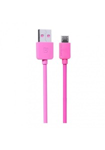 REMAX Lightspeed Micro USB Cable (Pink)