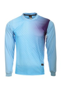 Dye Sublimation Jersey RNR 01 LS (Sky Blue)