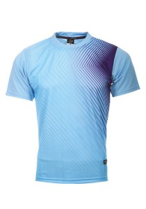 Dye Sublimation Jersey RNR 01 SS (Sky Blue)