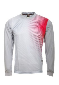 Dye Sublimation Jersey RNR 02 LS 05 (Grey)
