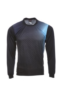 Dye Sublimation Jersey RNR 03 LS (Black)