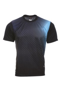 Dye Sublimation Jersey RNR 03 SS (Black)