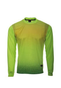 Dye Sublimation Jersey RNS 01 LS (Neon Green)