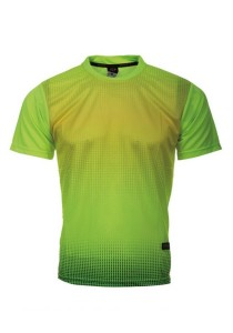 Dye Sublimation Jersey RNS 01 SS (Neon Green)