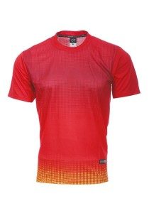 Dye Sublimation Jersey RNS 02 SS (Red)