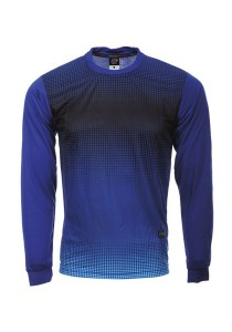Dye Sublimation Jersey RNS 03 LS (Royal Blue)