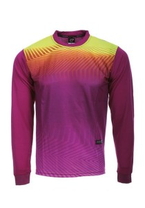 Dye Sublimation Jersey RNU 01 LS (Purple)