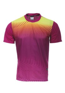 Dye Sublimation Jersey RNU 01 SS (Purple)