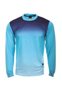 Dye Sublimation Jersey RNU 02 LS (Turquoise)