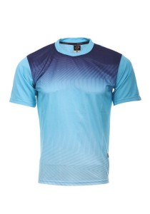 Dye Sublimation Jersey RNU 02 SS (Turquoise)