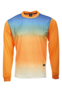Dye Sublimation Jersey RNU 03 LS (Orange)