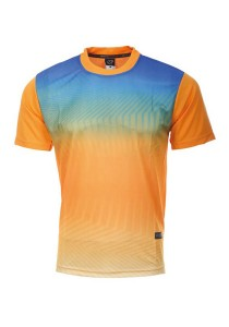 Dye Sublimation Jersey RNU 03 SS (Orange)