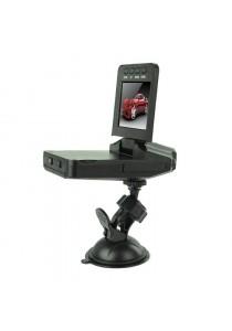 2.5' HD Car 720P DVR Road Video Camera Recorder Camcorder LCD 270°