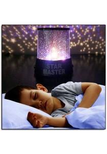 Romantic Kids Star light Cosmos LED Starry Sky Projector Lamp