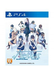 (Pre-Order) Root Letter [PS4] (Chinese Subs) (Expected Arrival Date: 30 June 2016)