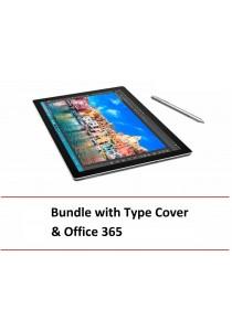 [Bundle Set] Microsoft Surface Pro 4 i5/8G 256GB + Type Cover + Office 365