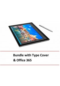 [Bundle Set] Microsoft Surface Pro 4 i7/8 256GB + Type Cover + Office 365