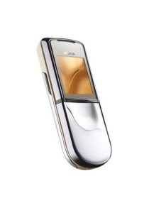 (Refurbished) Nokia 8800 Sirocco (Silver)
