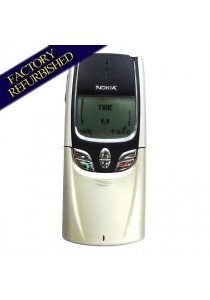 (Refurbished) Nokia 8850 (Gold)