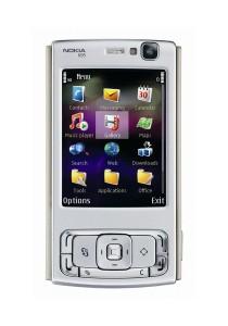 (Refurbished) Nokia N95 (White)