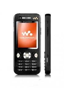 Sony Ericsson W890 (Black)