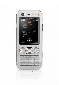 Sony Ericsson W890 (Silver)
