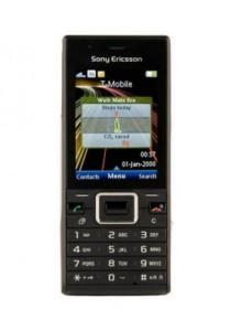 (Import) Sony Ericsson Elm J102 (Black)