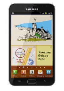(Refurbished) Samsung Galaxy Note 1 N7000 (Black)
