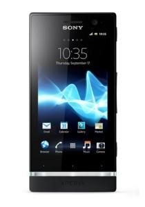 (Refurbished) Sony Xperia U ST25 (Black)
