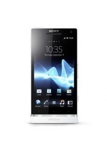 (Refurbished) Sony Xperia S LT26 (White)