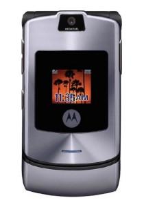 (Refurbished) Motorola V3i RAZR (Grey)