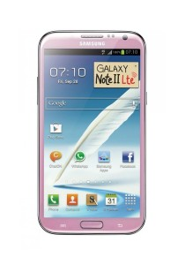 (Refurbished) Samsung Galaxy Note 2 LTE N7105 16GB (Pink)