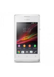 (Import) Sony Xperia E C1505 4GB (White)