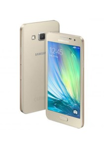 (Refurbished) Samsung Galaxy A3 SM-A300F Duos 16GB (Gold)