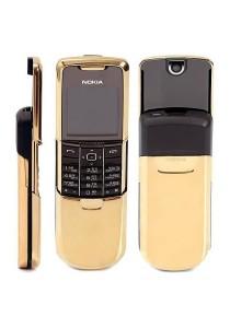 (Refurbished) Nokia 8800 (Gold)