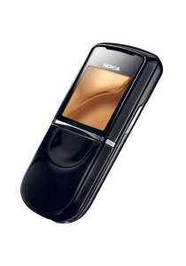 (Refurbished) Nokia 8800 Sirocco (Black)