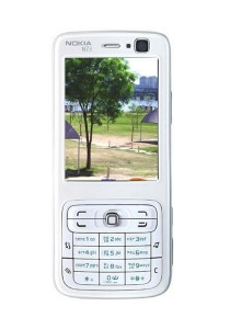 (Refurbished) Nokia N73 (White)