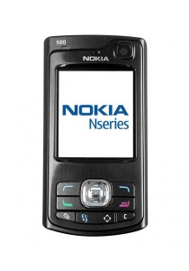 (Refurbished) Nokia N80 (Black)