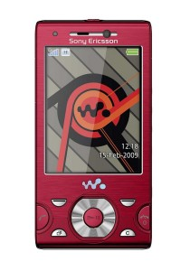 (Refurbished) Sony Ericsson W995 (Red)