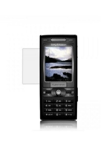 Premium Sony Ericsson K800 Clear Screen Protector