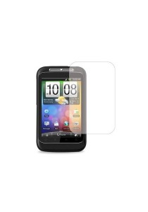 Premium HTC Wildfire S G13 Clear Screen Protector