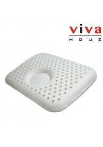 Viva Houz Rubber Foam Child Pillow (1-5 Years Old)