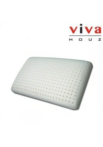 Viva Houz Rubber Foam Pillow (Deluxe)