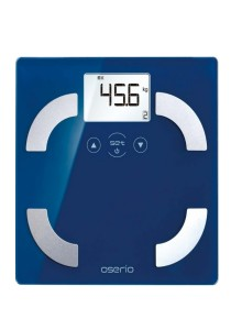 Oserio FEG-113 Body Fat Monitor Blue